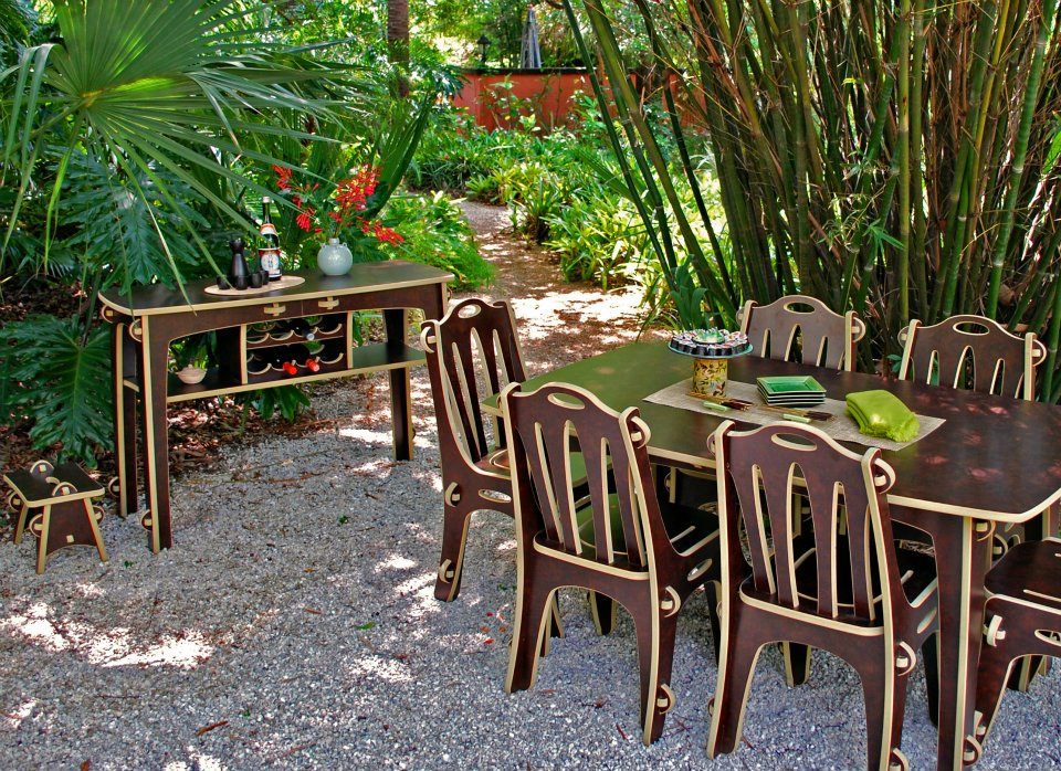 Terrapeg, Eco Friendly Furniture, Green Furniture, Frank Schooley,  Eco Friendly